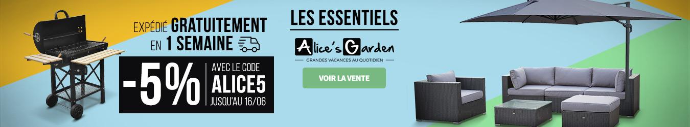 ALICE'S GARDEN OP