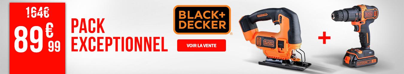 PACK BLACK & DECKER