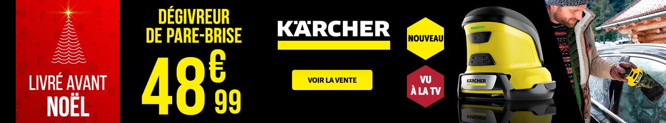 DÉGIVREUR KARCHER
