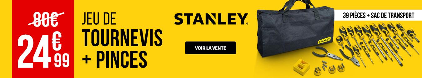 SET TOURNEVIS STANLEY AVENT