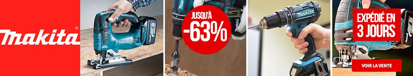 SELECTION MAKITA
