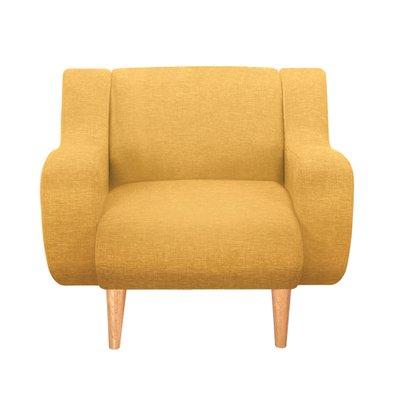 Fauteuil Stockholm jaune