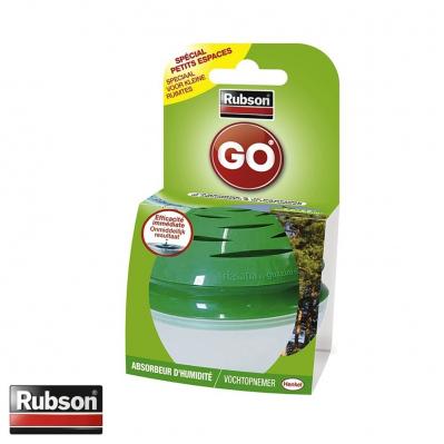 Absorbeur d'humidité parfumé RUBSON GO - Parfum de pin