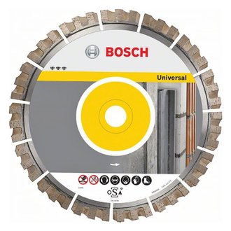 Disque à  tronçonner diamanté BOSCH Professional 2608603635 Best for Universal Ø 300mm