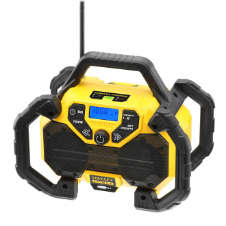 Radio USB de chantier STANLEY FATMAX 18V - machine nue