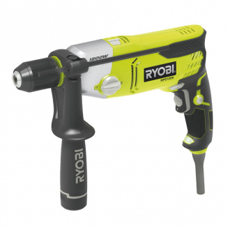 Perceuse à percussion RYOBI 1200W - mandrin Ø13 mm