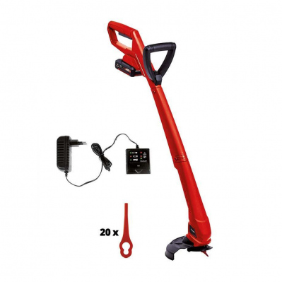 Coupe-bordure EINHELL - 18V - 1 bat Li-Ion 1,5 Ah + chargeur - GC-CT 18/24 Li P1,5Ah - 4006825626575