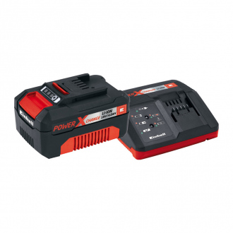 Pack PowerX-Change batterie + chargeur EINHELL 18V - 4,0 Ah
