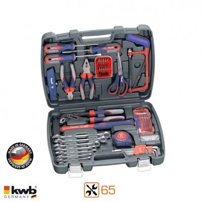 Coffret d'outils - 65 pièces