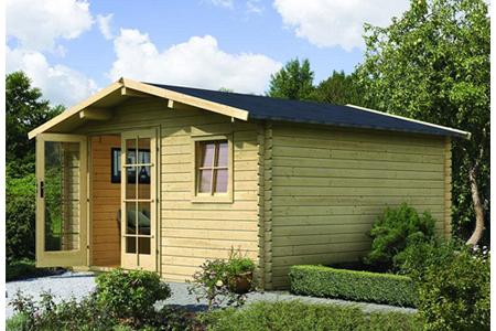 abri de jardin cabane bois construction sol dalle conseils