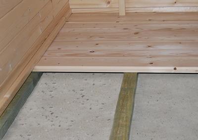abri de jardin construction sol installation dalle plancher