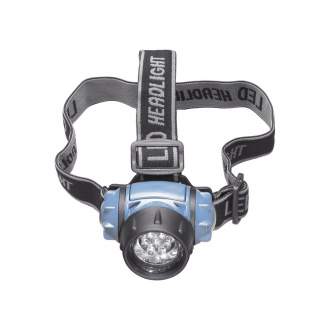 Linterna frontal - 7 LED