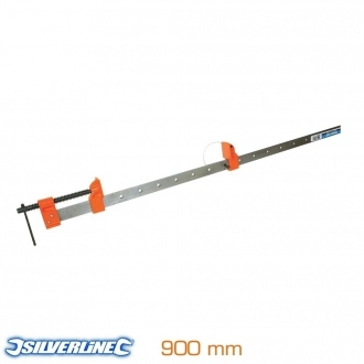 Serre-joint dormant Expert - 900 mm