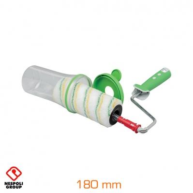 Rouleau Rollmatic pour mur/plafond - 180 mm