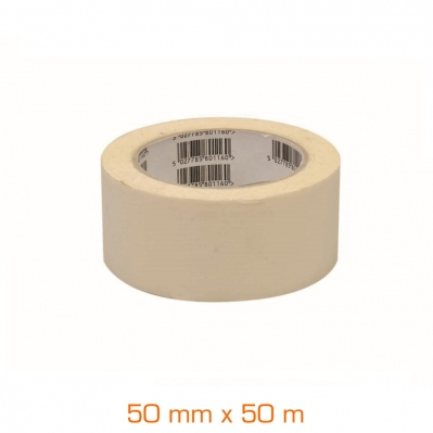 Ruban de masquage - 50 mm x 50 m - 187954 - 5024763112430