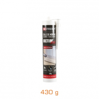 Colle de montage ultim'fix - 430g