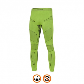 Caleçon long homme ULTIMATE W01 - lime - L