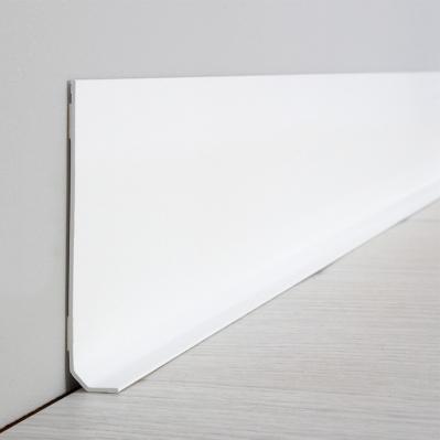 Pack de 5 plinthes PVC - 100 x 8 cm - wood