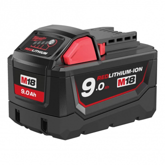 Batterie 18V Li-Ion MILWAUKEE - 9 Ah