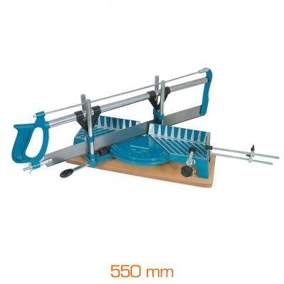 Scie à onglets de précision - 550 mm - 14 TPI