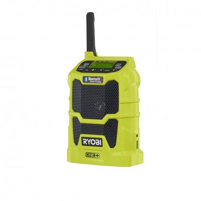 Radio bluetooth 18V - AM & FM - machine nue - R18R-0 - 4892210135476