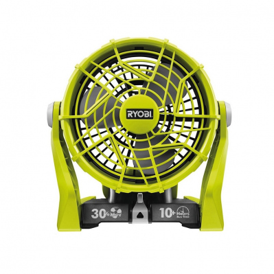 Ventilateur 18V - 8 positions - machine nue