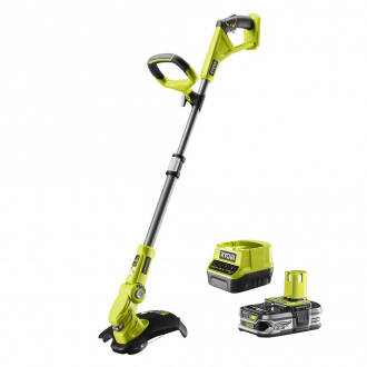 Coupe-bordures 18V - Ø coupe 25-30 cm - 1 bat Li-Ion 2,5 Ah + chargeur rapide