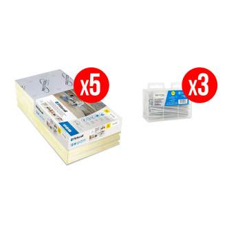 Kit complet isolation RECTICEL FITFORALL® 100 mm - R.4.50 m² k/W - 10.8 m²