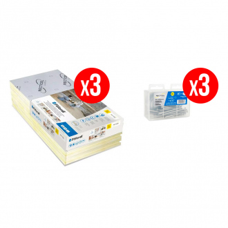 Kit complet isolation RECTICEL FITFORALL® 60 mm - R.1.35 m² k/W - 10.8 m²