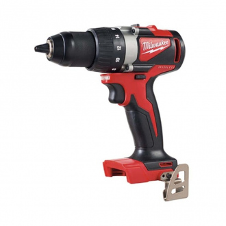 Perceuse-visseuse BRUSHLESS MILWAUKEE 18V - 60Nm - machine nue
