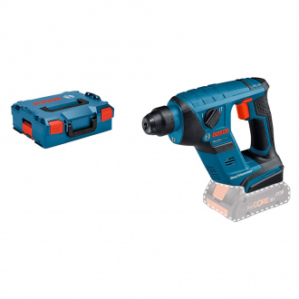 Perforateur-burineur SDS+ BOSCH 18V - machine nue - coffret de transport
