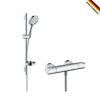 Ensemble de douche Raindance 3 Jets avec Mitigeur Thermostatique
