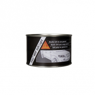 Mastic de rebouchage et finition Sika MRP Soft Light - 1,68 kg - jaune
