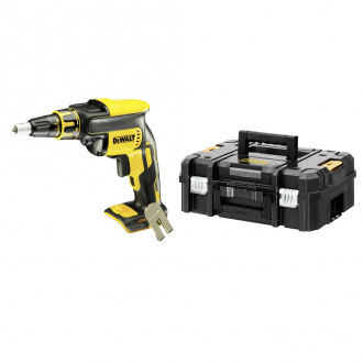 Visseuse à placo DEWALT BRUSHLESS 18V - 30Nm + coffret TSTAK II - machine nue
