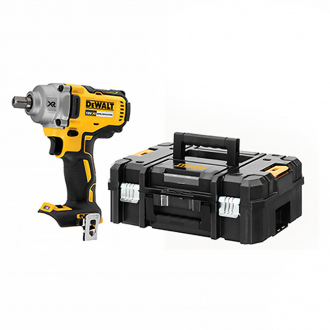 Boulonneuse BRUSHLESS XR 18V Dewalt + coffret - machine nue