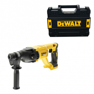 Perforateur SDS-Plus DEWALT 18V - machine nue + coffret