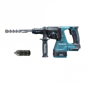 Perforateur-burineur MAKITA SDS-Plus 18V BRUSHLESS - 2J - machine nue