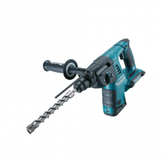 Perforateur MAKITA SDS-Plus 36V - 2J - 1250 tr/min - machine nue