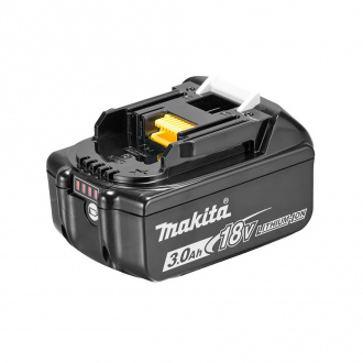 Batterie Li-Ion 18V Makita - 3Ah - indicateur de charge