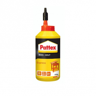 Colle à bois PATTEX Express - 750 g