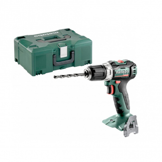 Perceuse-visseuse METABO 18V - 60Nm - machine nue + coffret