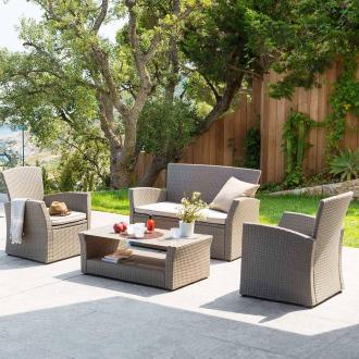 mobilier de jardin hesperide brico prive