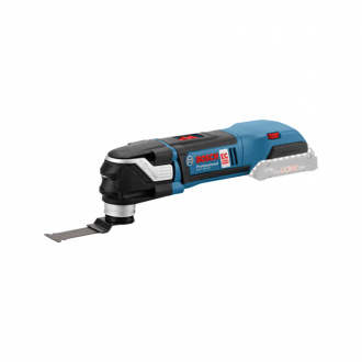 Outil multifonction BRUSHLESS 18V Bosch - machine nue