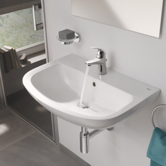 Mitigeur lavabo START CURVE GROHE - bec droit - chrome