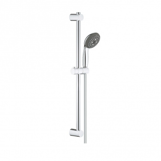 Ensemble VITALIO START GROHE - douchette 3 jets + barre 60 cm + flexible 175 cm - chrome