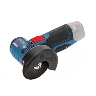 Meuleuse BRUSHLESS BOSCH 12V - Ø76 mm - machine nue