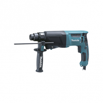 Perforateur Makita 800W SDS plus - 2,4J - Ø26mm + coffret synthétique