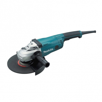 Meuleuse d'angle Makita - performance professionnelle 2200W - Ø230 mm