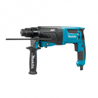 Perforateur burineur Makita - 800W - 1200 tr/min - max. 26mm - machine nue