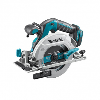 Scie circulaire MAKITA BRUSHLESS 18V - Ø165 mm - machine nue